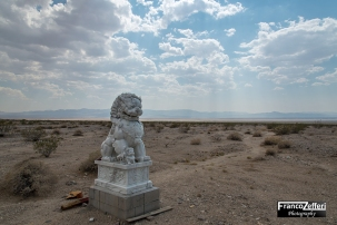 Guardian Lions of Route 66, tra Chambless e Amboy (California)