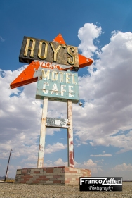 Roy's Cafè, Amboy (California)