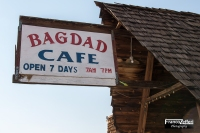 Bagdad Cafè, Newberry Springs (California)