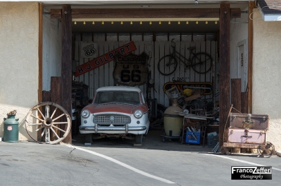 Route 66 Motel, Barstow (California)
