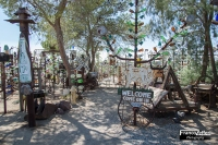 Bottle Tree ranch, Oro Grande (California)