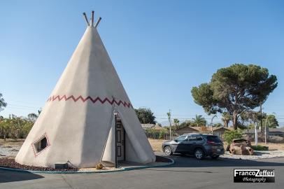 Wigwam Motel, San Bernardino (California)