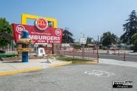 1° MacDonald's, San Bernardino (California)