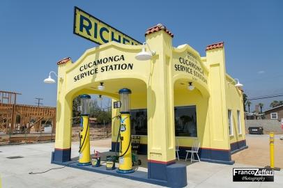 Cucamonga Service Station, Rancho Cucamonga (California)