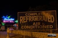 Blue Swallow Motel, Tucumcari (New Mexico)