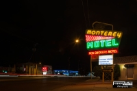 Monterey Motel, Albuquerque (New Mexico)