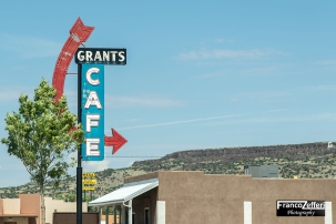 Grantrs Cafè, Grants (New Mexico)