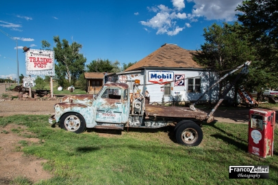 Tucumcari Trading Post, Tucumcari (New Mexico)