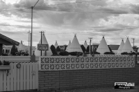 Wigwam Motel dal Globetrotter Lodge, Holbrook (Arizona)