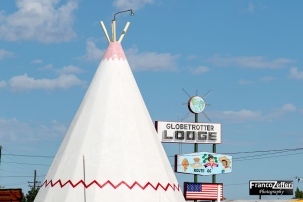 Wigwam Motel & Globetrotter Lodge, Holbrook (Arizona)