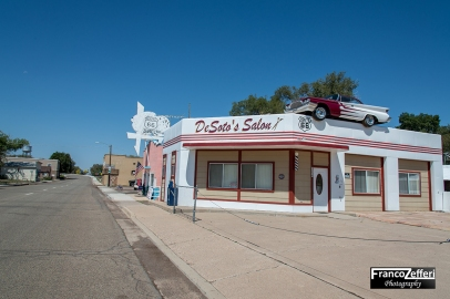 De Soto Salon, Ash Fork (Arizona)