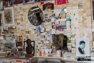 Angel Delgadillo Barber & Gift Shop, Seligman (Arizona)