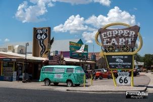 Copper Cart, Seligman (Arizona)