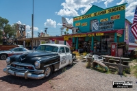 Historic Sundries Gift Shop, Seligman (Arizona)