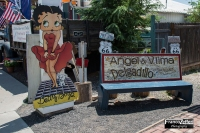 Angel Delgadillo Barber & Gift Shop, Seligman (Arizona)