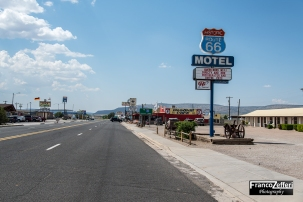 Route 66 Motel, Seligman (Arizona)