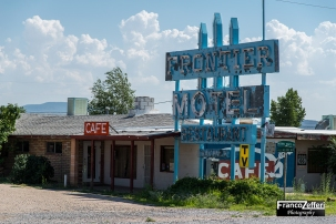 Frontier Motel, Truxton (Arizona)