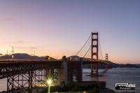 Golden Gate Bridge, San Francisco (California)