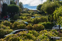 Lombard Street, Union Square, San Francisco (California)