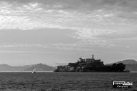 Alcatraz dal Pier 39, Union Square, San Francisco (California)