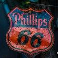 Lo scudetto della Phillips 66