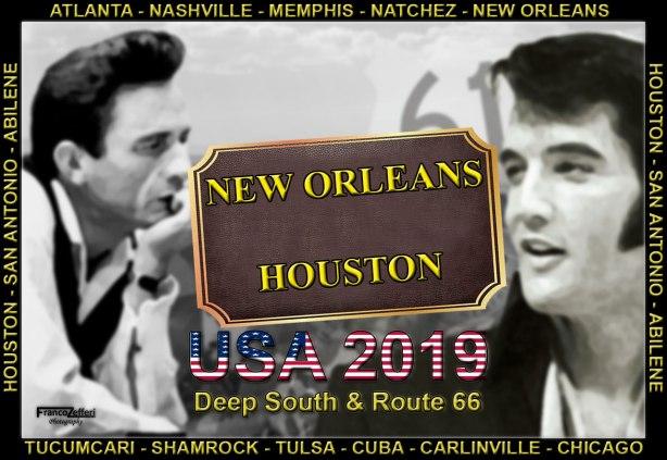 08 - New Orleans - Houston