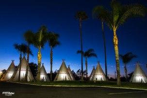 Wigwam Motel di San bernardino/Rialto in California