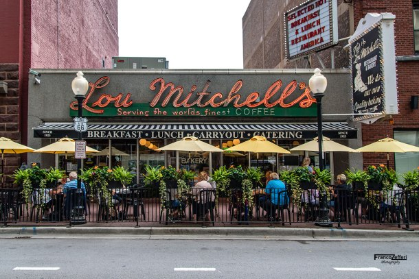 Il Lou Mitchell's